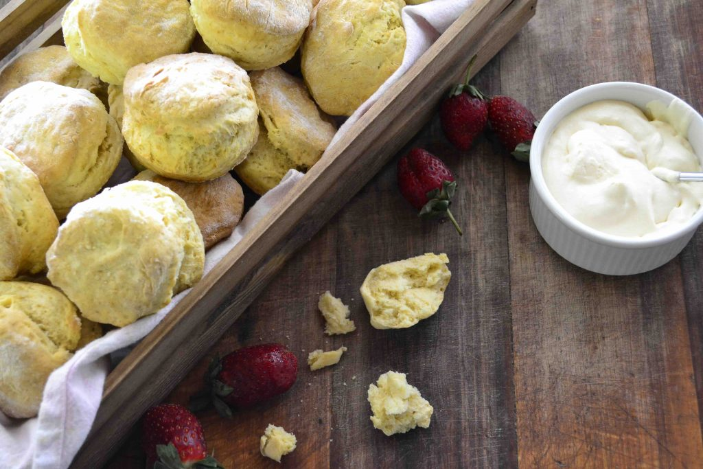 traditional scone recipe
