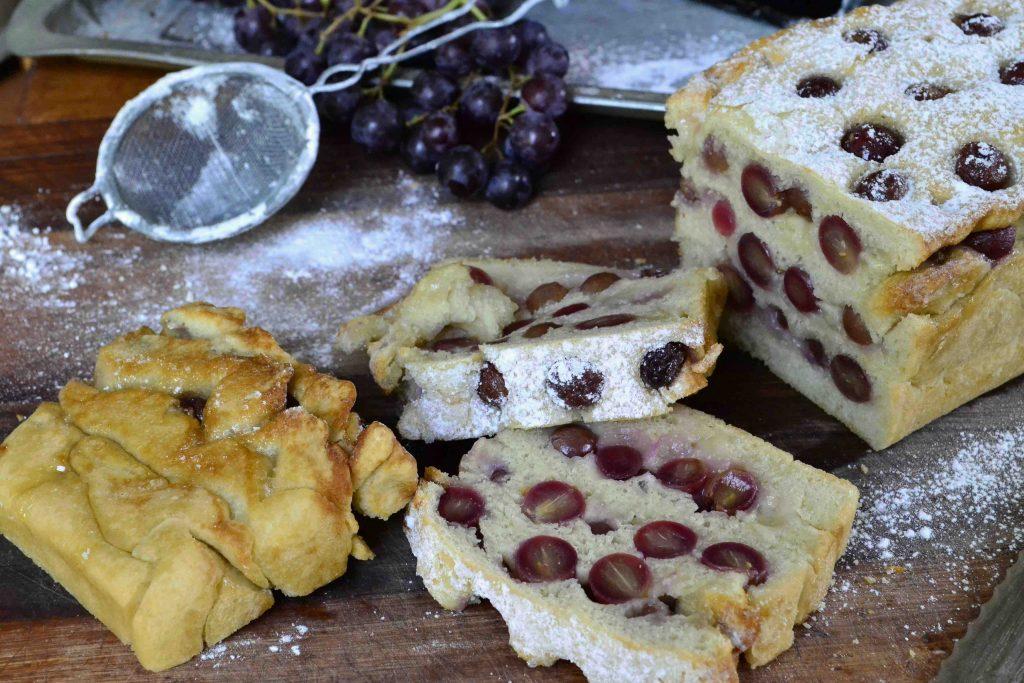 Florentine Grape Bread