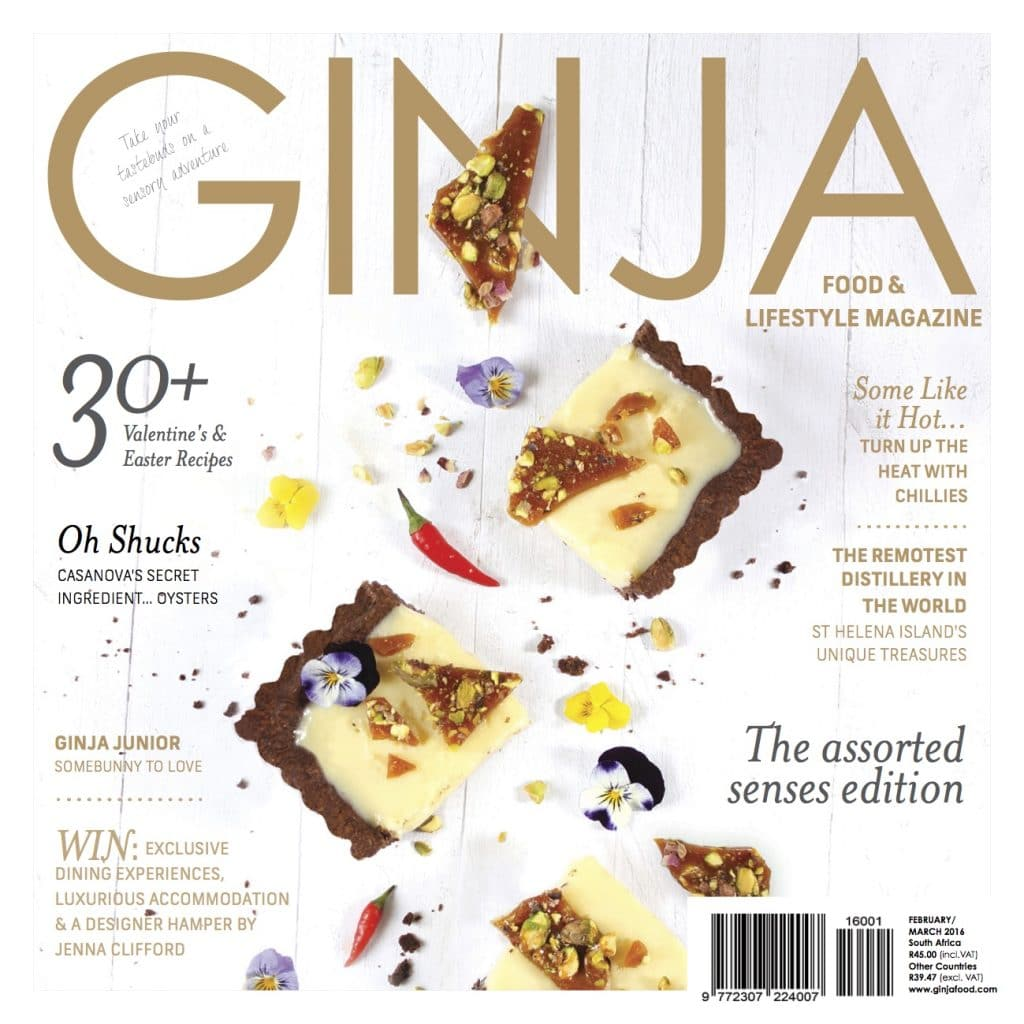 Ginja - Ask A Chef