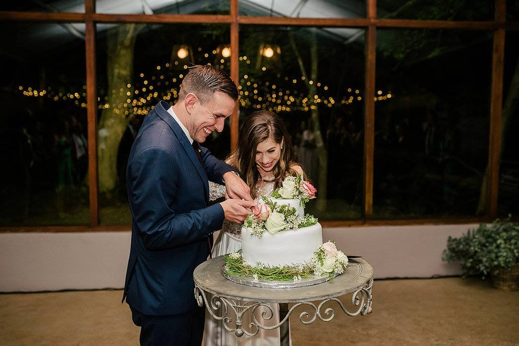Wedding Eats: Gayle & Justin at The Glades